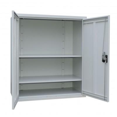 Шкаф офисный ШСБ-12-02-08х09х04-Ц-7035